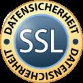 SSL-Verschlüsselung - Ihre Daten im Anfrageformular sind bei uns sicher.